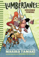 Lumberjanes #1: Unicorn Power!