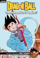Dragon Ball #1: The Adventure Begins!