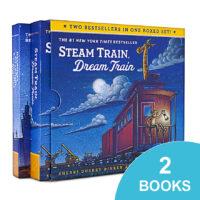 Goodnight, Goodnight, Construction Site and Steam Train, Dream Train Box Set