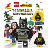 DK LEGO® DC Super Heroes Visual Dictionary