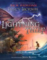 Percy Jackson & the Olympians: The Lightning Thief: Illustrated Edition