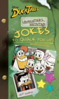 DuckTales: Launchpad's Notepad: Jokes to Quack You Up!