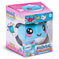 Narwhal Plush Squishy Kit