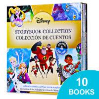 Colección Cuentos bilingües de Disney