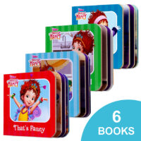 Disney Fancy Nancy Mini Board Book Pack