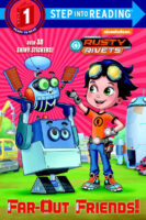 Rusty Rivets™: Far-Out Friends