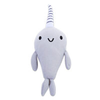 Narwhal and Jelly Finger Puppets