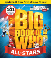 Sports Illustrated Kids: Big Book of Who: All-Stars