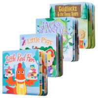 First Fairy Tales Board Book Pack