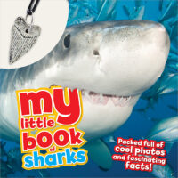 My Little Book of Sharks Plus Shark-Tooth Pendant