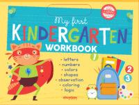 My First Kindergarten Workbook