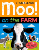 Stick & Learn: Moo! On the Farm
