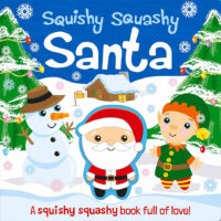 Squishy Squashy Santa