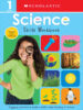 Scholastic Early Learners First Grade Workbook Pack