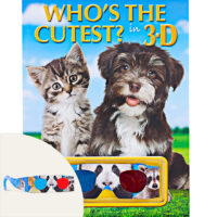 Who's the Cutest? In 3-D