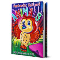 Fantastic Foil Art: Animals