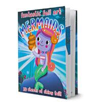Fantastic Foil Art: Mermaids