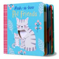 Peek-a-Boo Pet Friends