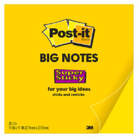 Post-it® Super Sticky Big Notes