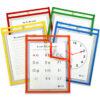 Easy-Load Dry-Erase Pockets