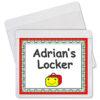 Self-Adhesive Labeling Pockets