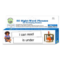 50 Sight Words Phrases for Developing Readers