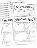 My Own Books: My Comic Book Set