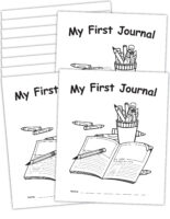 My Own Books: My First Journal Set