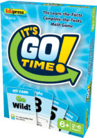 It's Go Time! Math Card Game