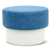 Mushroom Stool: Blue
