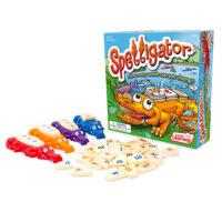 Spelligator Game