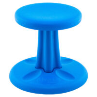 Kore™ Preschool Wobble Chair: Blue