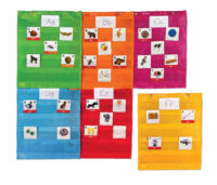 Magnetic Pocket Chart Squares