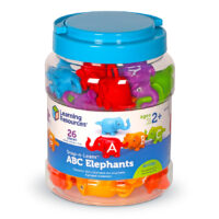 Snap-n-Learn® ABC Elephants