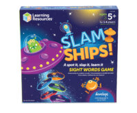 Slam Ships! Sight Words Game