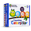 Counting Caterpillar Puzzle Cards
