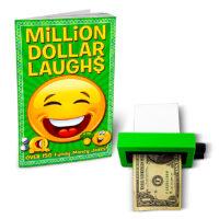 Million Dollar Laughs Plus Money Trick Kit