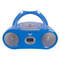 Portable Boom Box with Bluetooth® (CD/Cassette/FM)