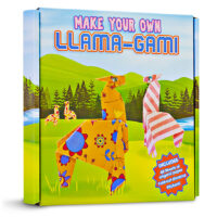 Make Your Own Llama-gami