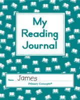 My Reading Journal (Set of 5)