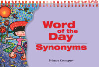 Word of the Day Synonyms (K–3)