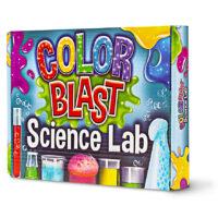 Color Blast Science Lab