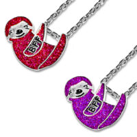 Sloth BFF Necklaces