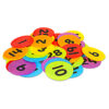 Carpet Markers: Numbers 1−36