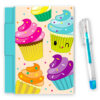 Scented Notepad & Glitter Gel Pen