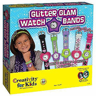 Glitter Glam Watch Bands