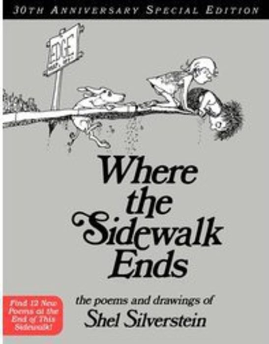 where the sidewalk ends book online free