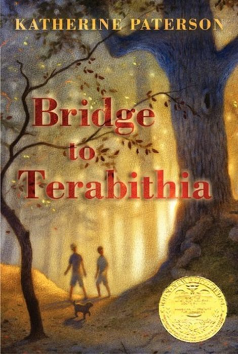 Bridge to Terabithia by Katherine Paterson - Paperback Book - The Parent  Store
