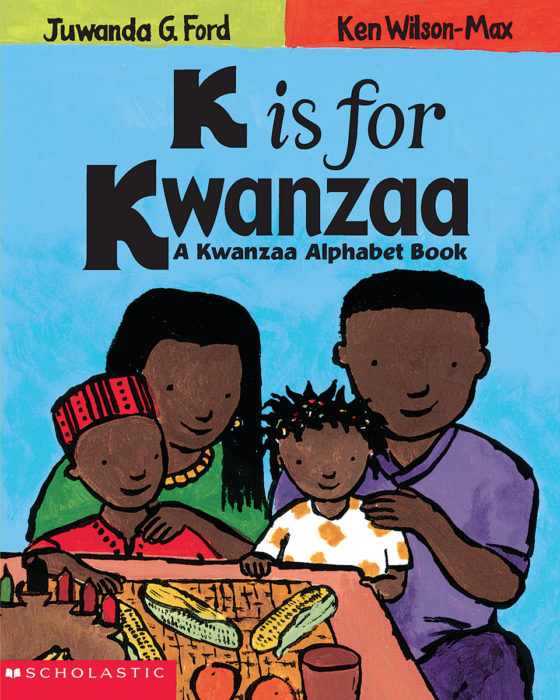 K Is for Kwanzaa
