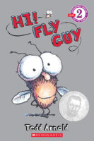 Scholastic Reader Level 2: Hi! Fly Guy!